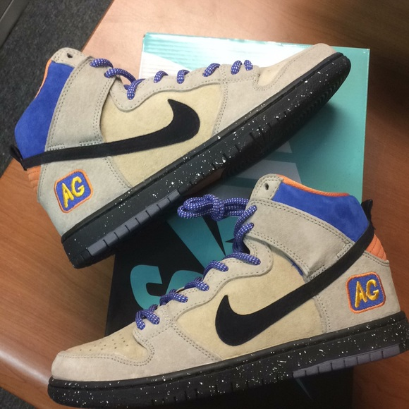 6c54bde463c1 New in original box NIKE SB DUNK HI AG